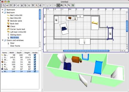 Thejoe sweet home 3d per gnu linux for Disegnare interni casa